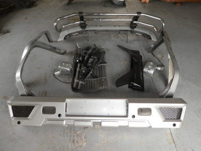 MERCEDES G   2004  COMPLETE KIT